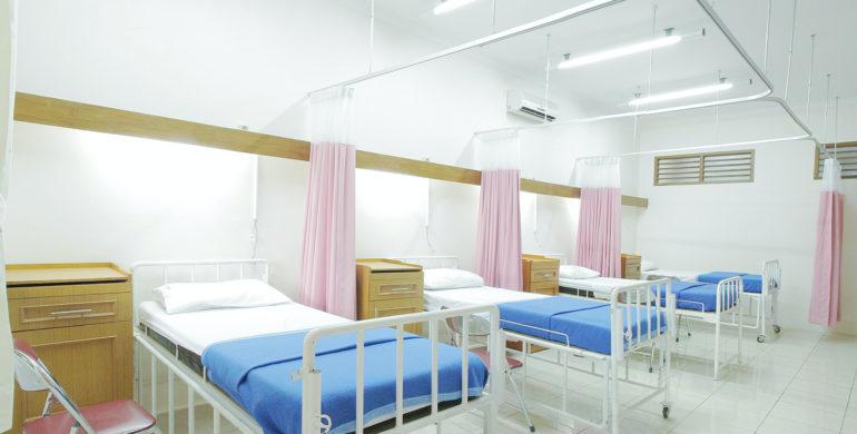 Krankenbetten im Krankenhaus, Sicherheitslücken